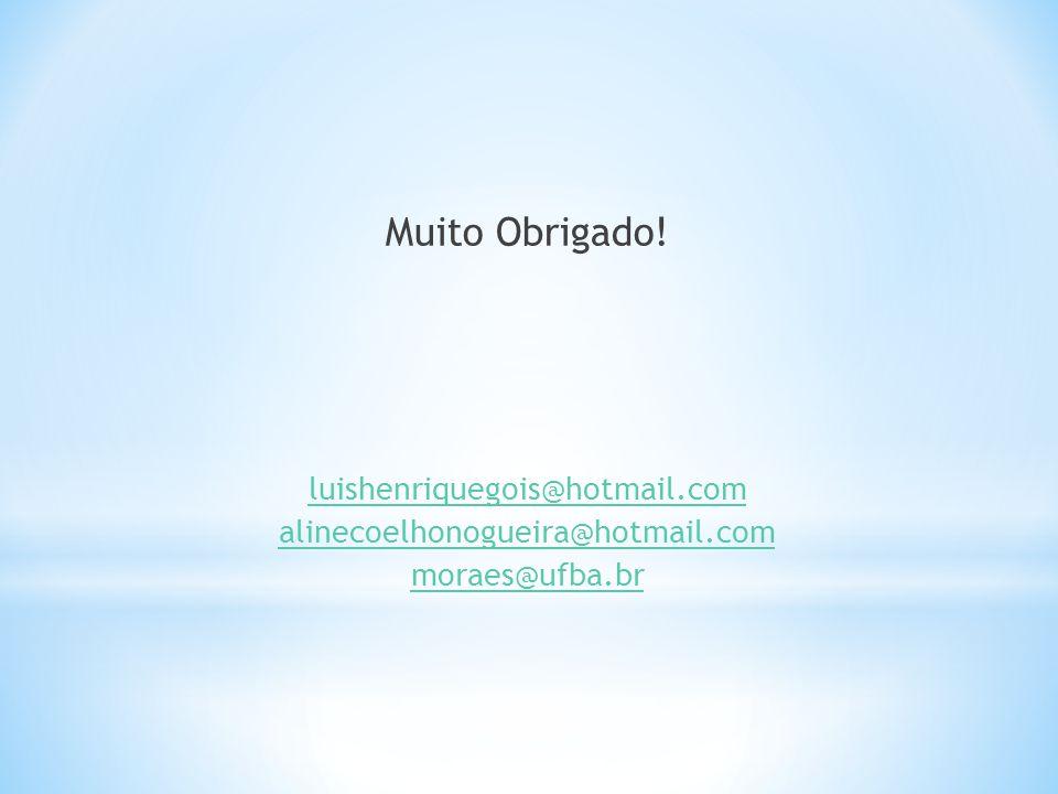 Muito Obrigado! luishenriquegois@hotmail.com