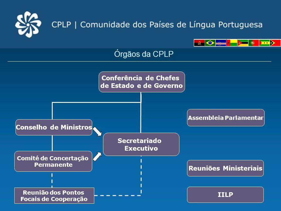 Reuniões Ministeriais Assembleia Parlamentar
