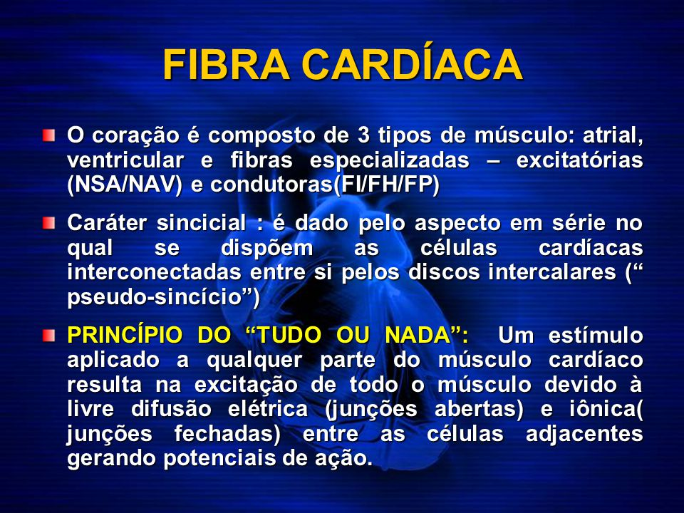 FIBRA CARDÍACA