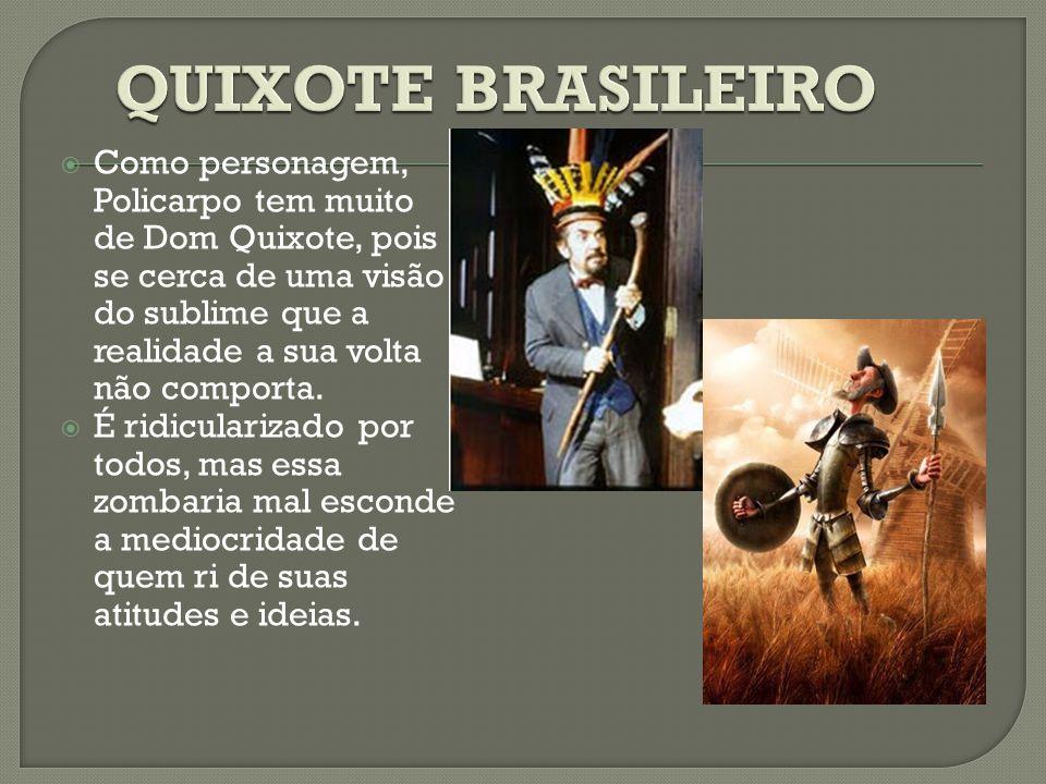 QUIXOTE BRASILEIRO
