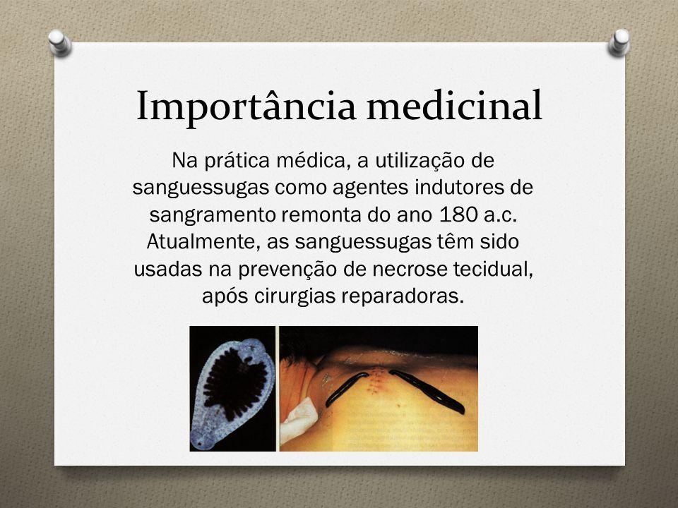 Importância medicinal