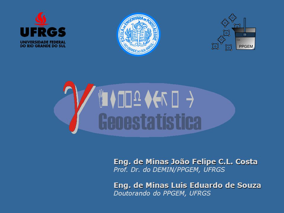 Eng. de Minas João Felipe C.L. Costa