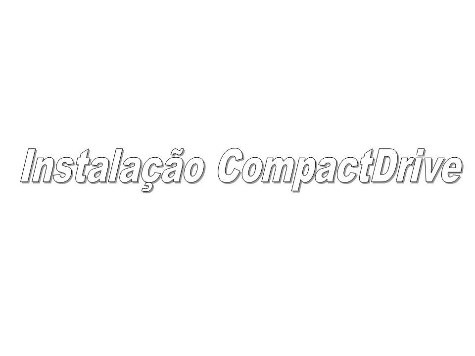 Instalação CompactDrive