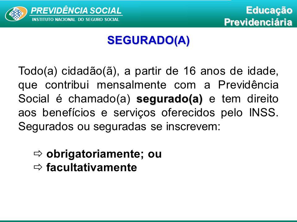 SEGURADO(A)