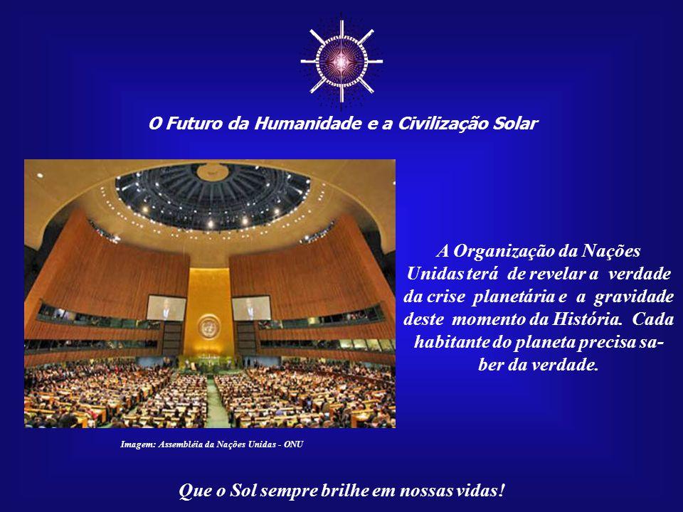 ☼ A Organização da Nações