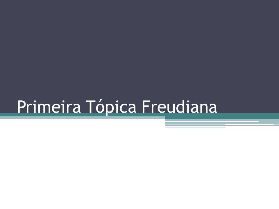 Primeira Tópica Freudiana