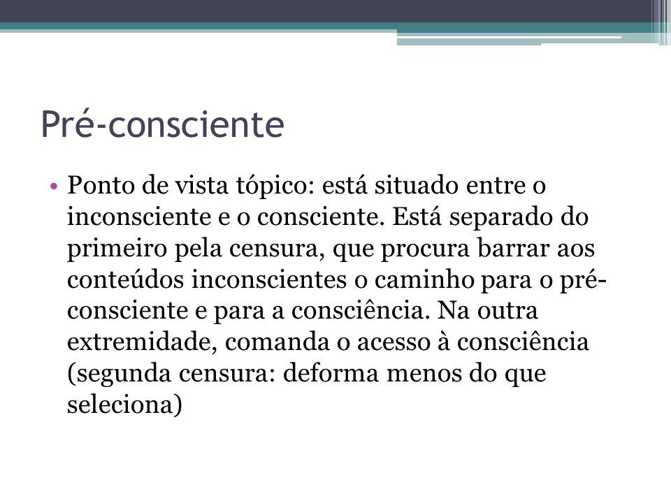 Pré-consciente