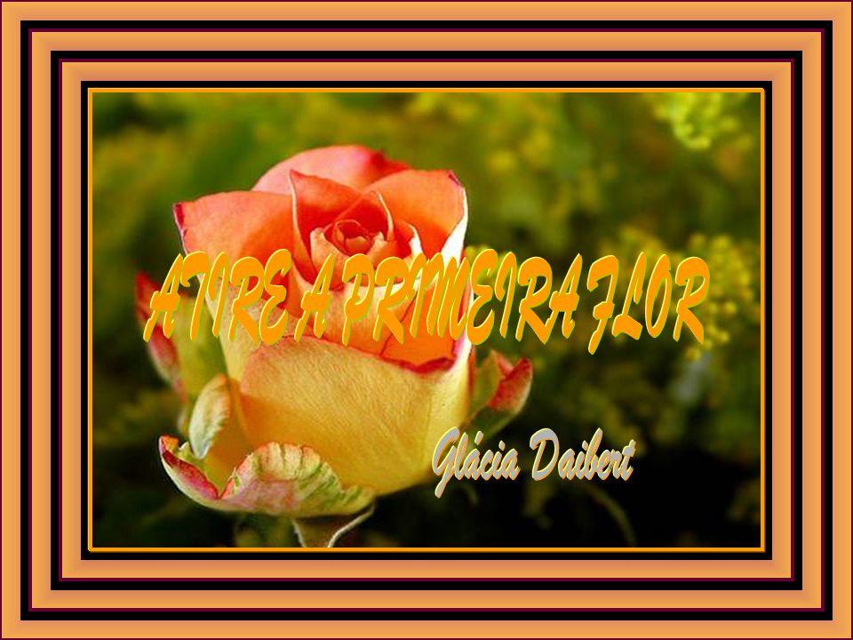 ATIRE A PRIMEIRA FLOR Glácia Daibert