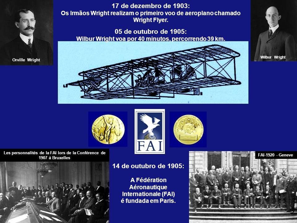 17 de dezembro de 1903: 05 de outubro de 1905: 14 de outubro de 1905: