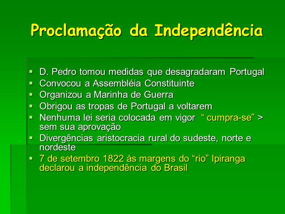 Proclamação da Independência