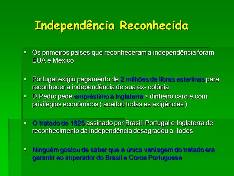 Independência Reconhecida