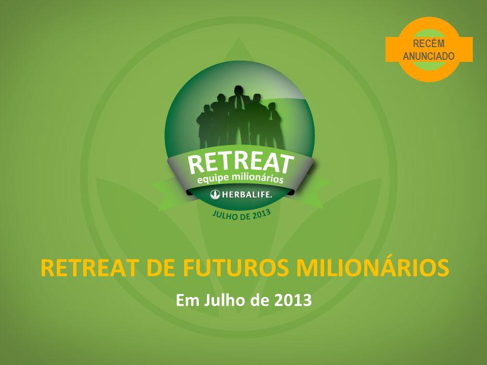 RETREAT DE FUTUROS MILIONÁRIOS