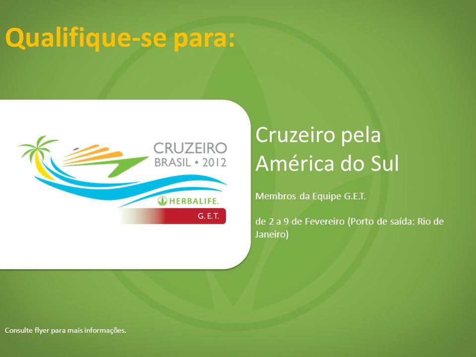 Qualifique-se para: Cruzeiro pela América do Sul