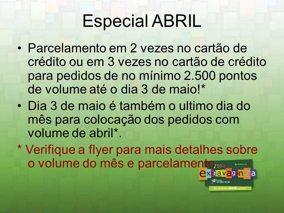 Especial ABRIL