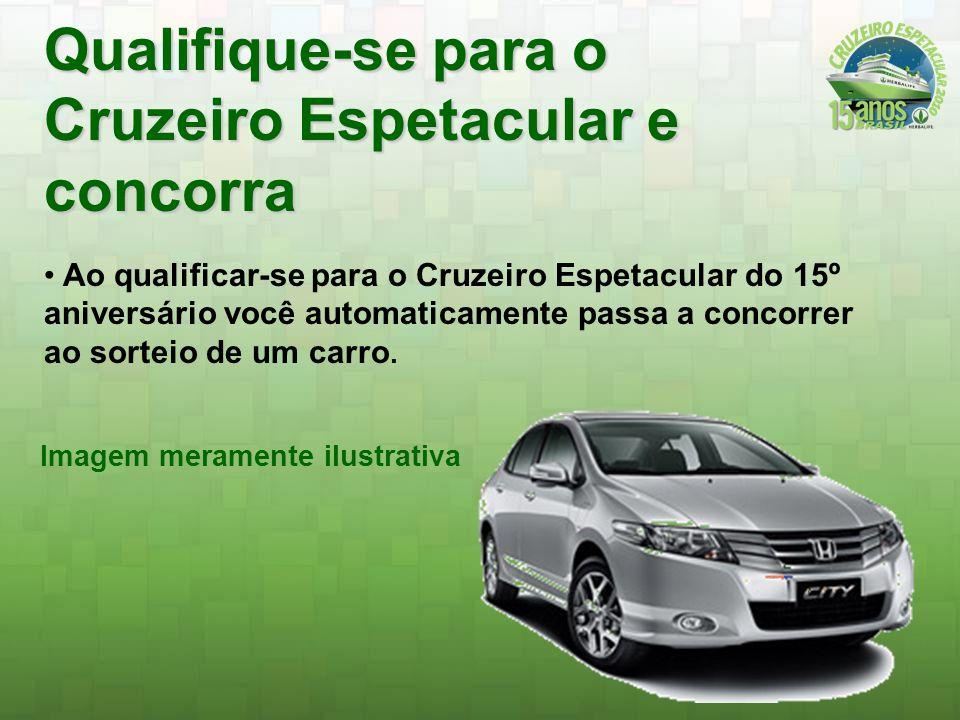 Cruzeiro Espetacular e concorra