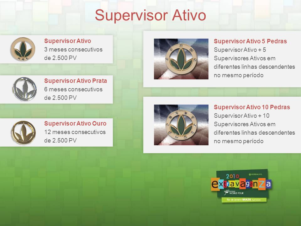 Supervisor Ativo Supervisor Ativo Supervisor Ativo 5 Pedras