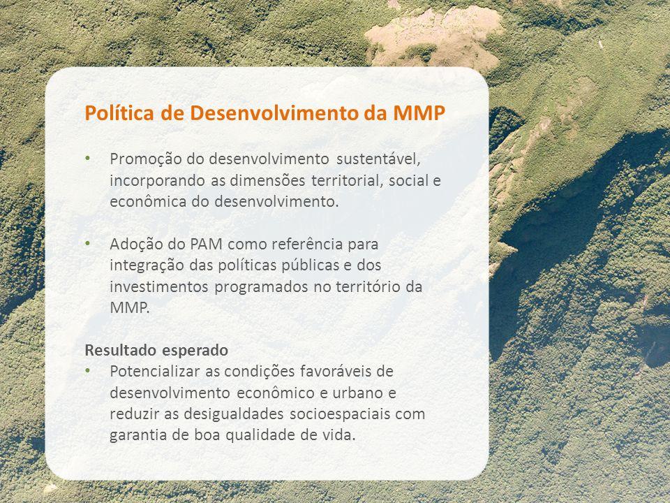 Política de Desenvolvimento da MMP