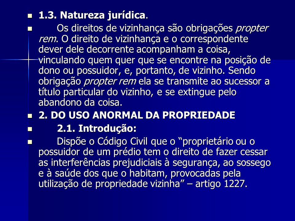 1.3. Natureza jurídica.