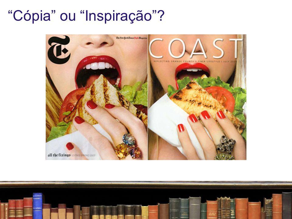 Cópia ou Inspiração