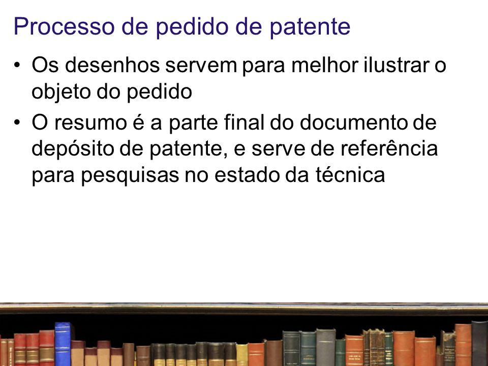 Processo de pedido de patente
