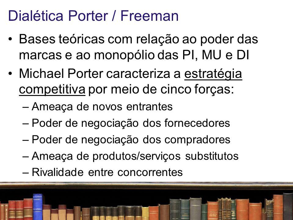 Dialética Porter / Freeman