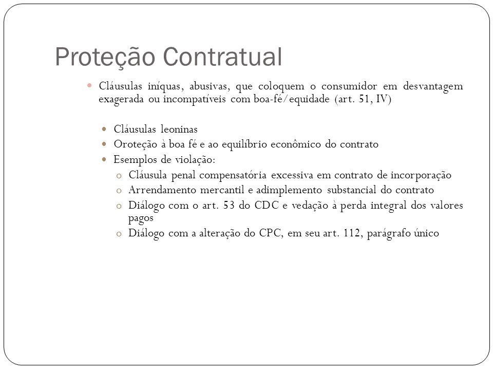 Proteção Contratual