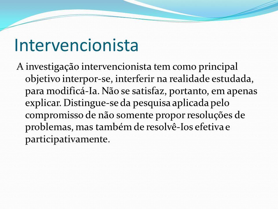 Intervencionista