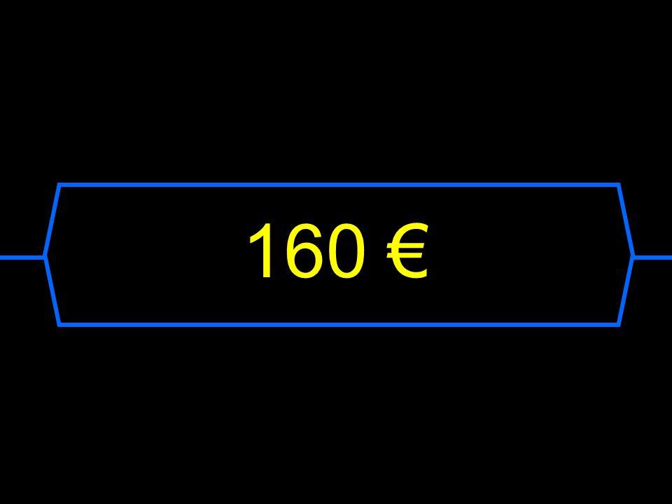 160 €