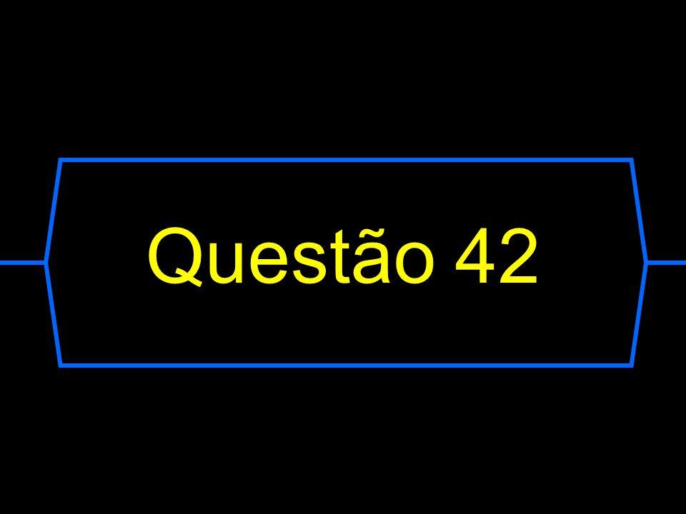 Questão 42