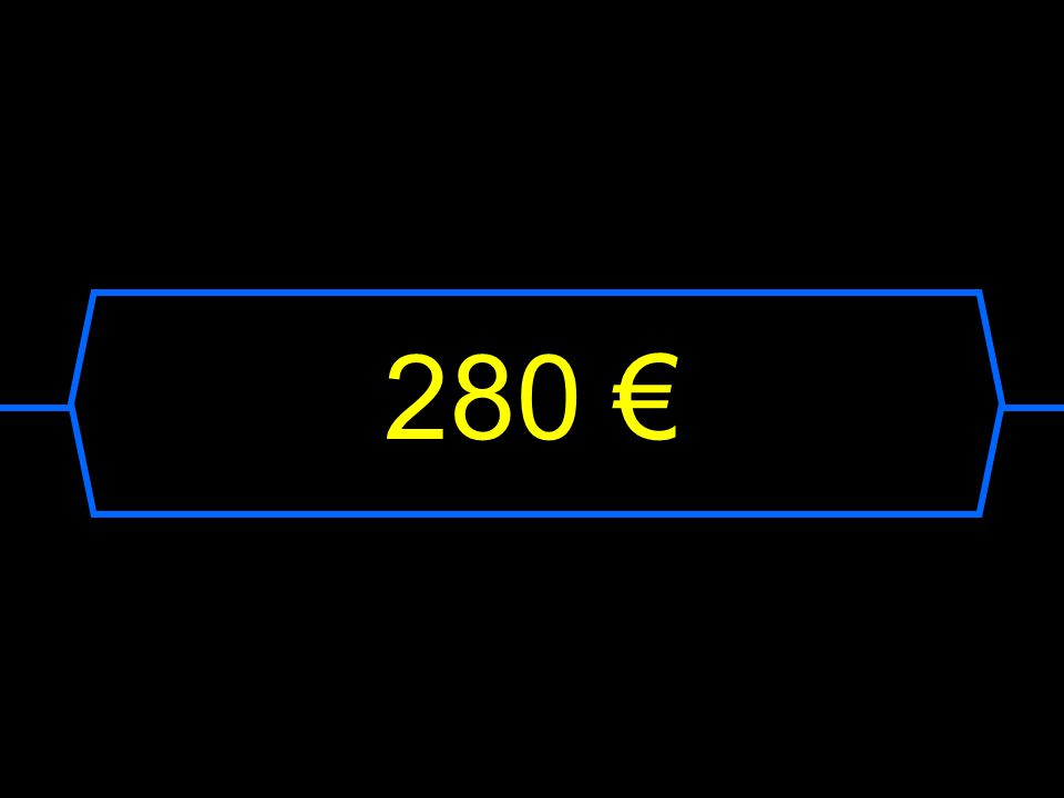 280 €