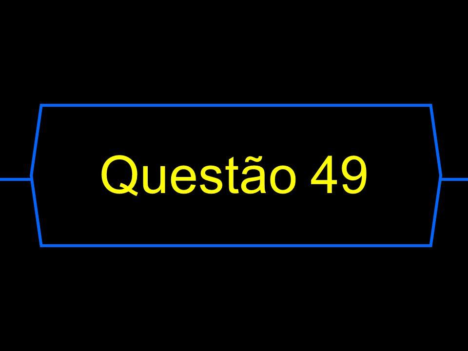 Questão 49
