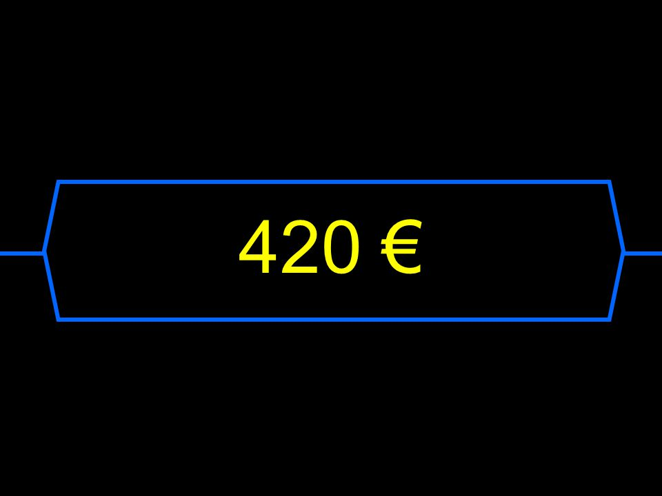 420 €