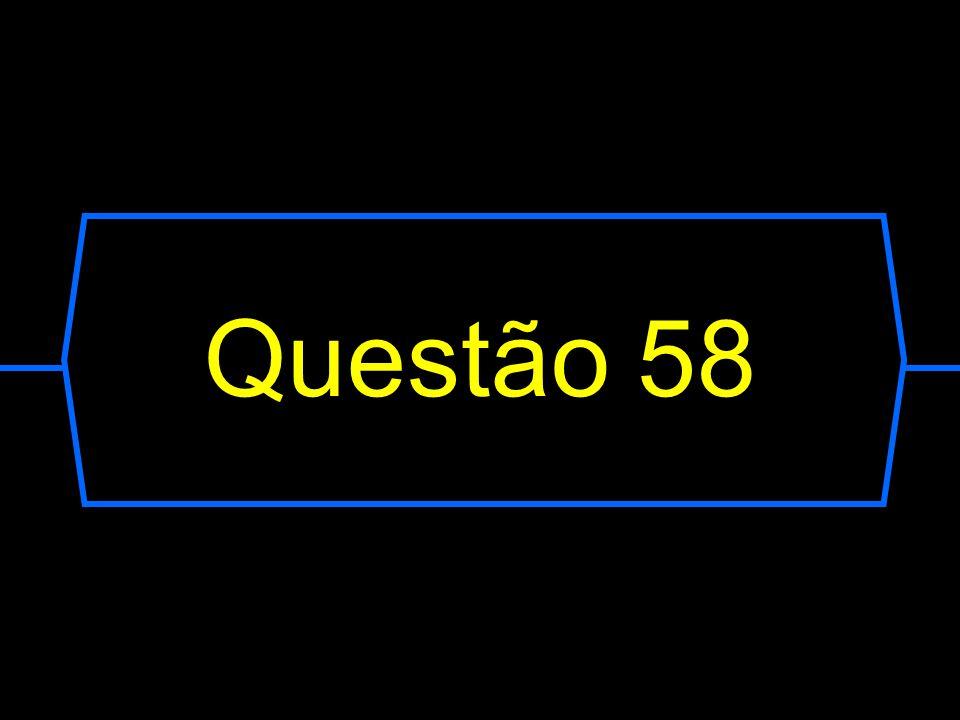 Questão 58