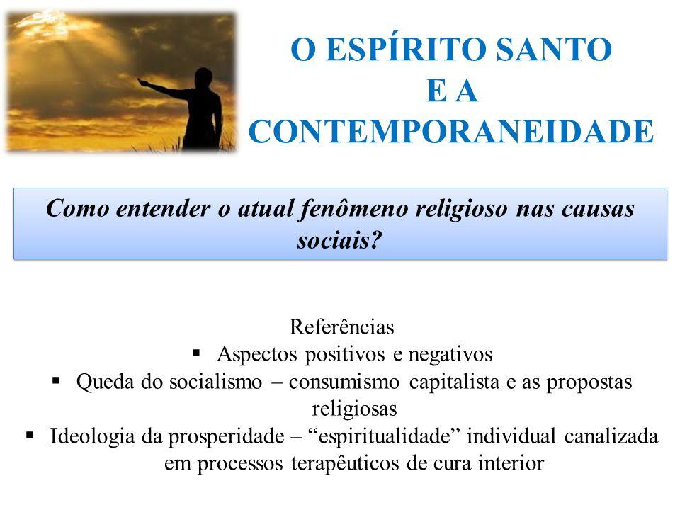 Como entender o atual fenômeno religioso nas causas sociais