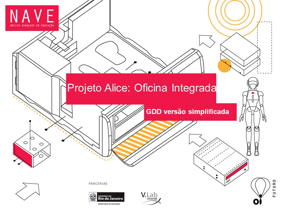 Projeto Alice: Oficina Integrada
