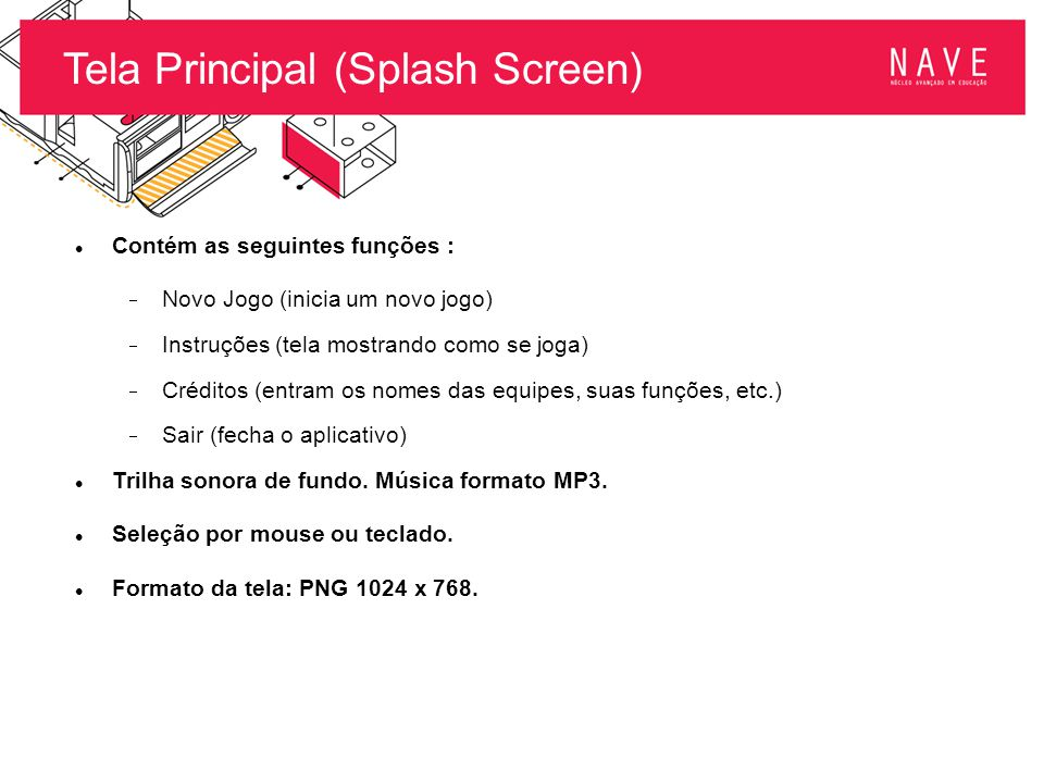 Tela Principal (Splash Screen)