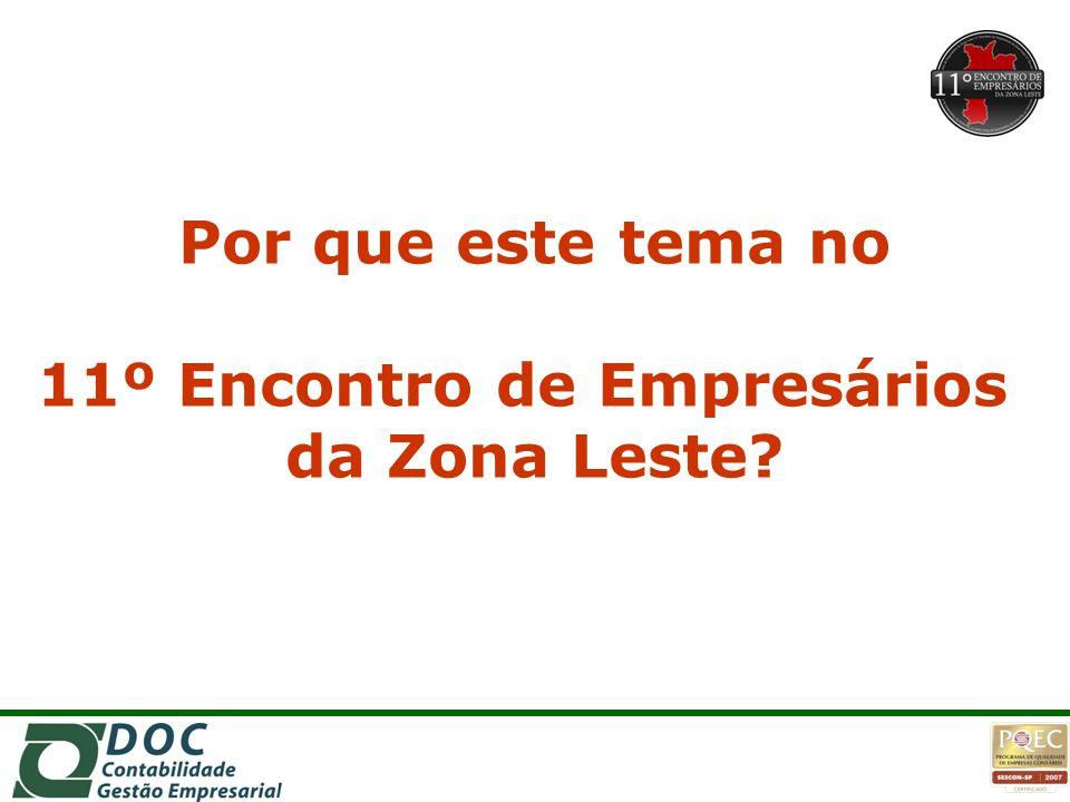 11º Encontro de Empresários da Zona Leste
