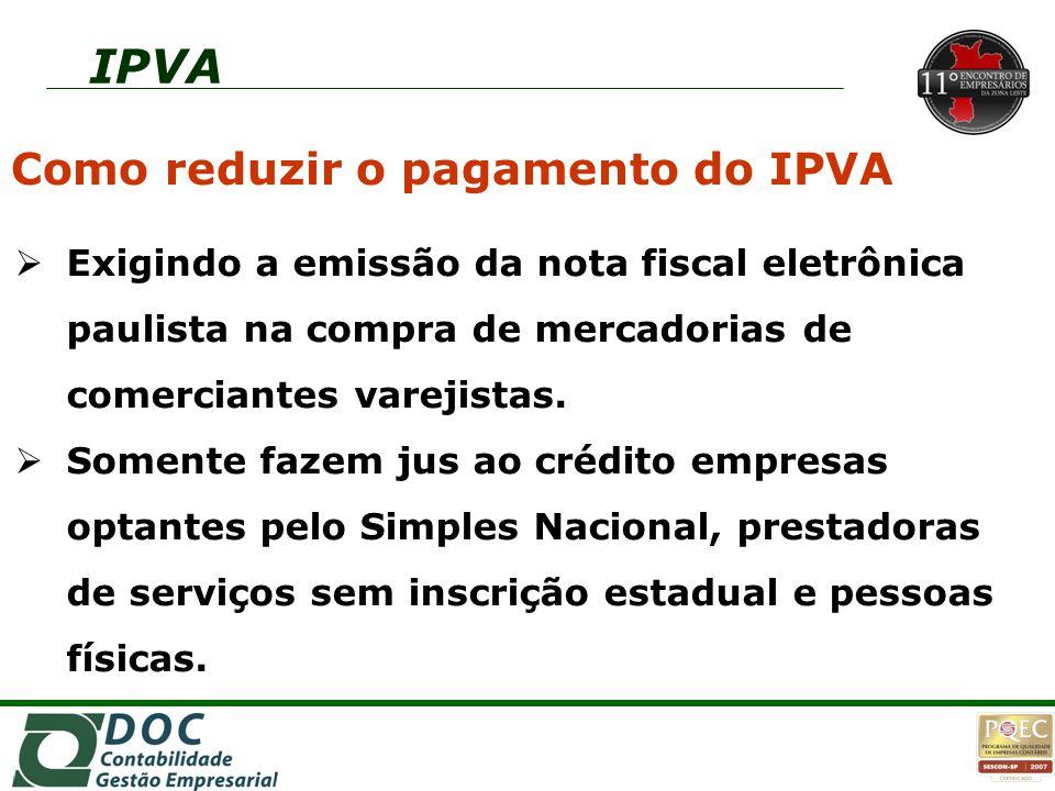 IPVA Como reduzir o pagamento do IPVA