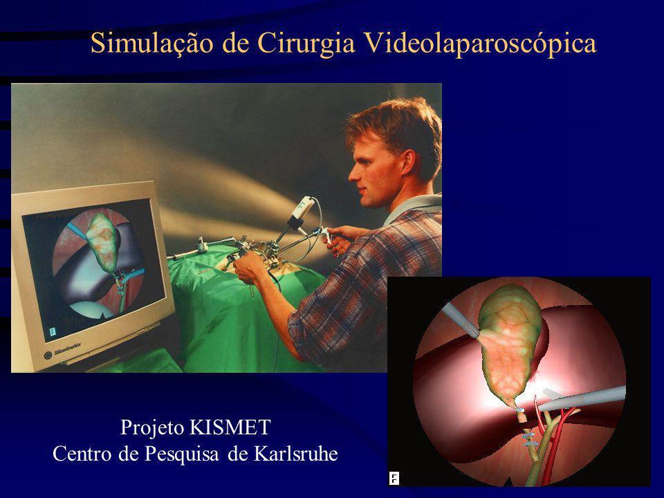 Simulação de Cirurgia Videolaparoscópica