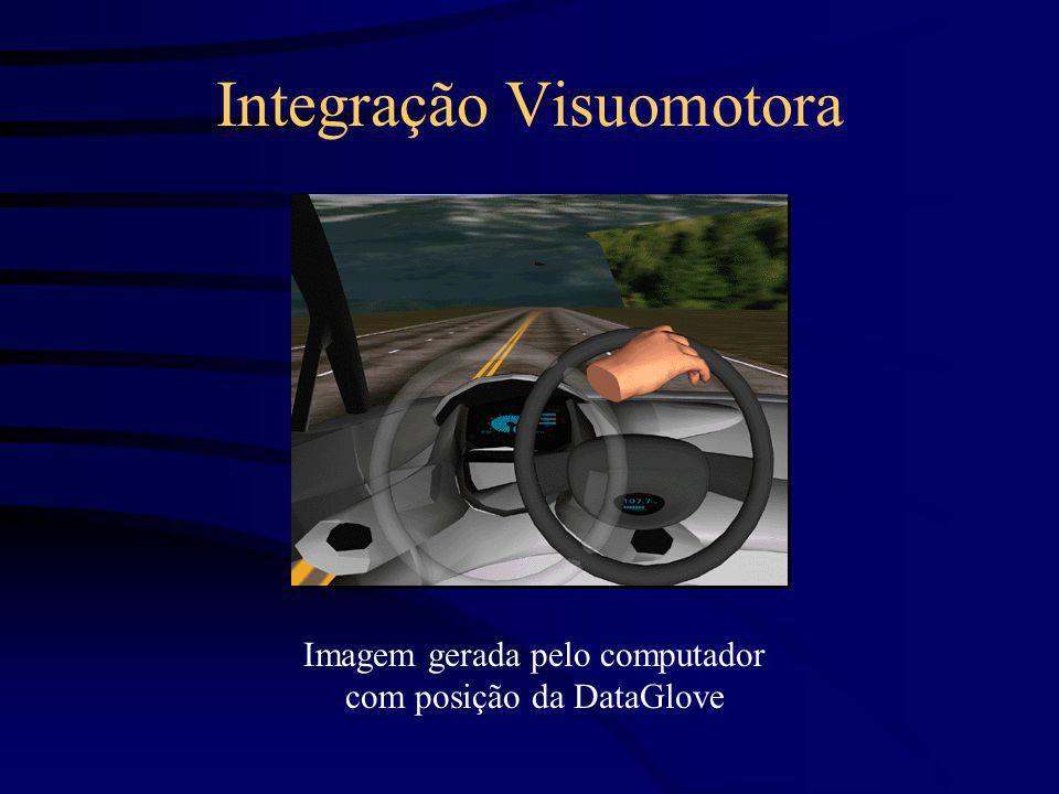 Integração Visuomotora
