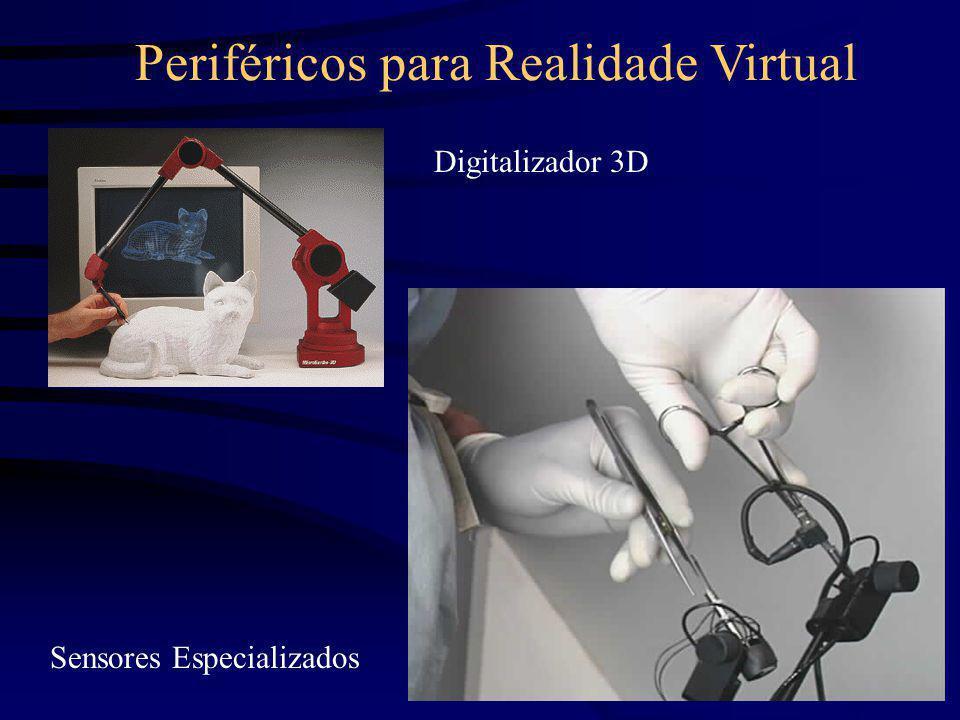 Periféricos para Realidade Virtual
