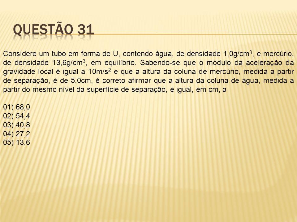 Questão 31
