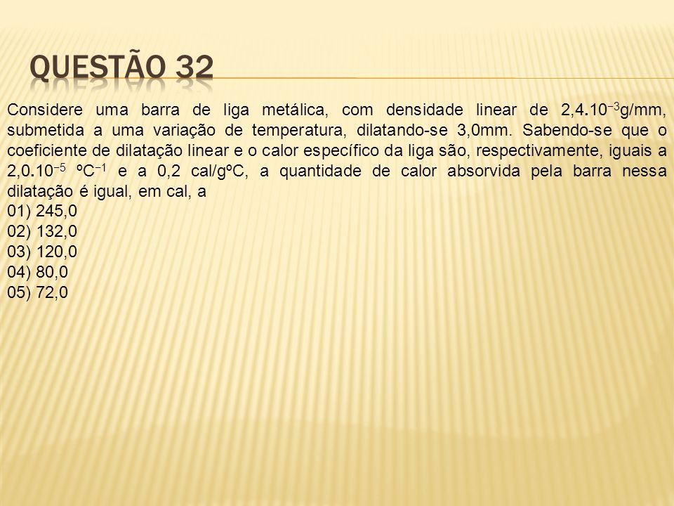 Questão 32