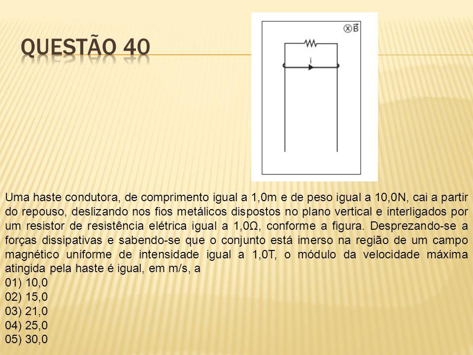 Questão 40