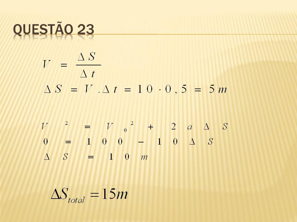 QUESTÃO 23