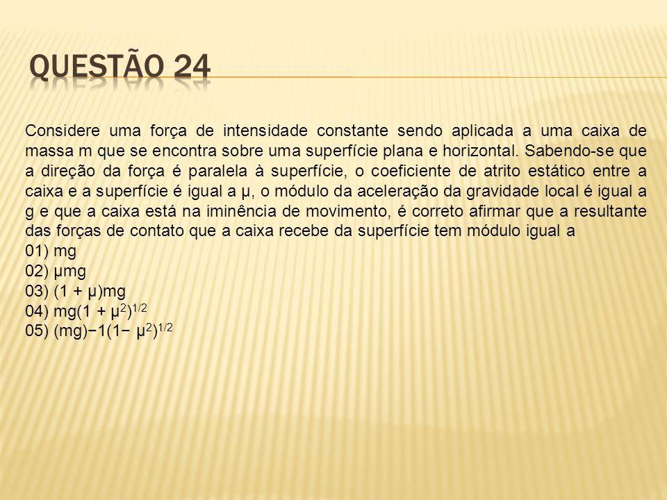 Questão 24
