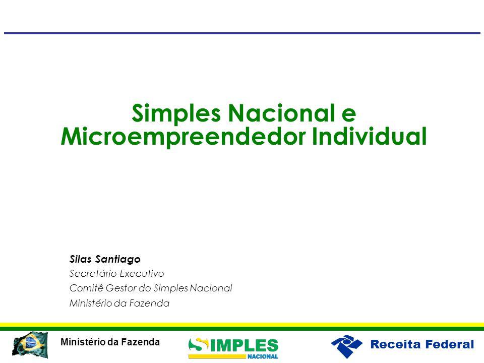 Simples Nacional e Microempreendedor Individual