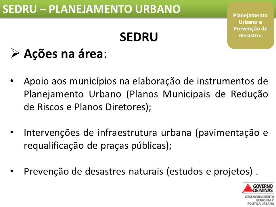 Planejamento Urbano e Prevenção de Desastres