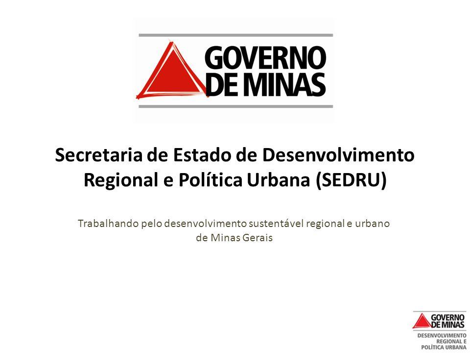 Trabalhando pelo desenvolvimento sustentável regional e urbano