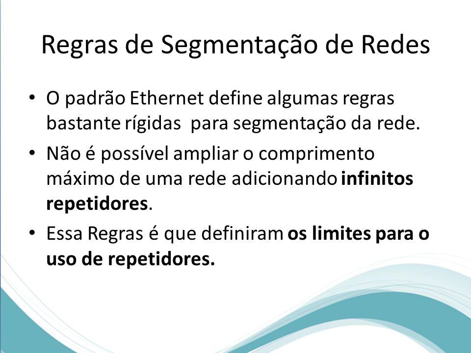 Regras de Segmentação de Redes